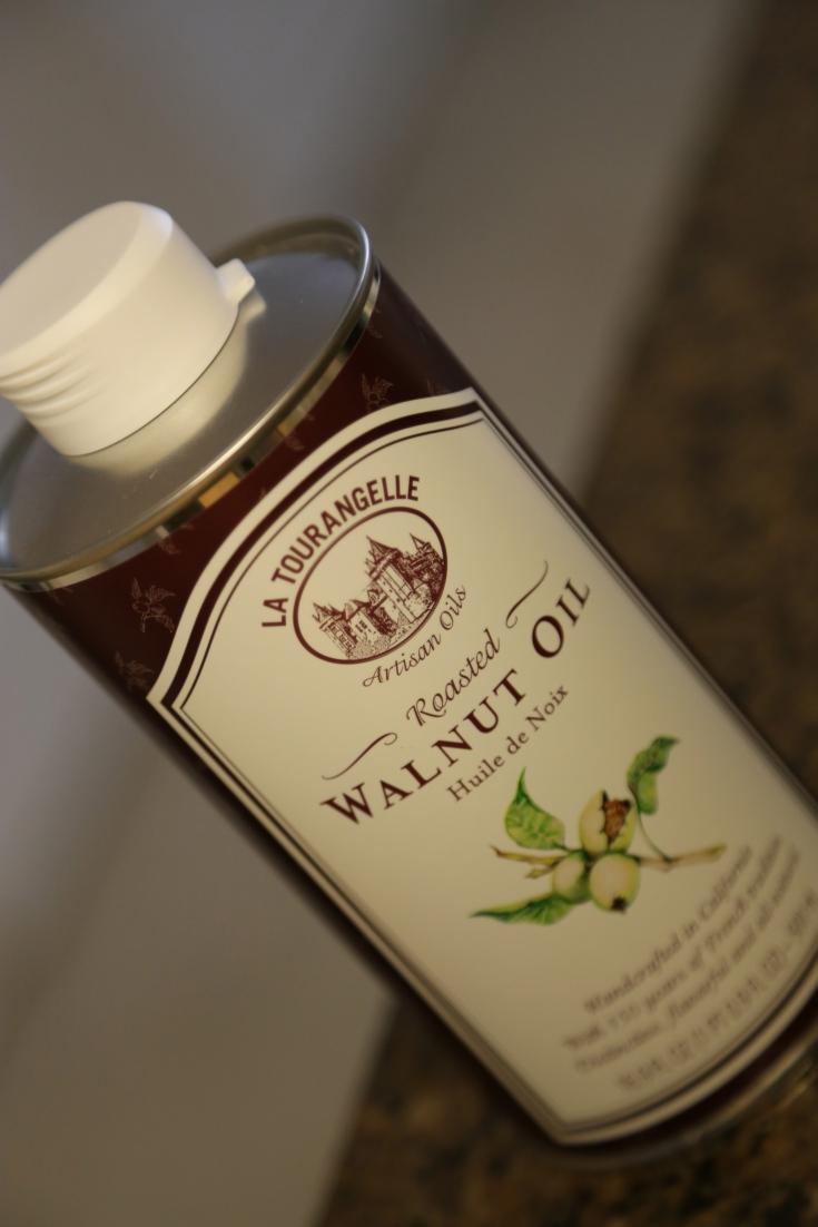 Roasted Walnut Oil