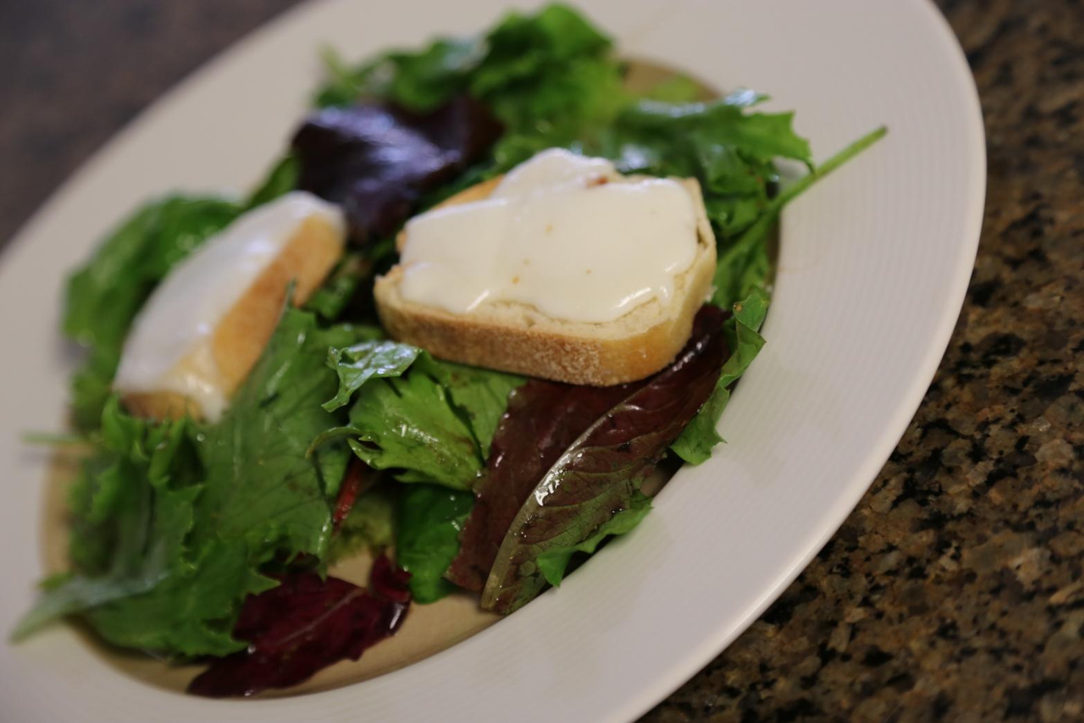 IMG_5295 PWC Salade au Chèvre Chaud