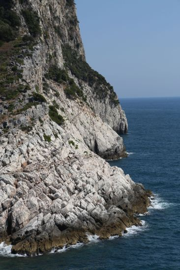 Cliffs at Portovenere