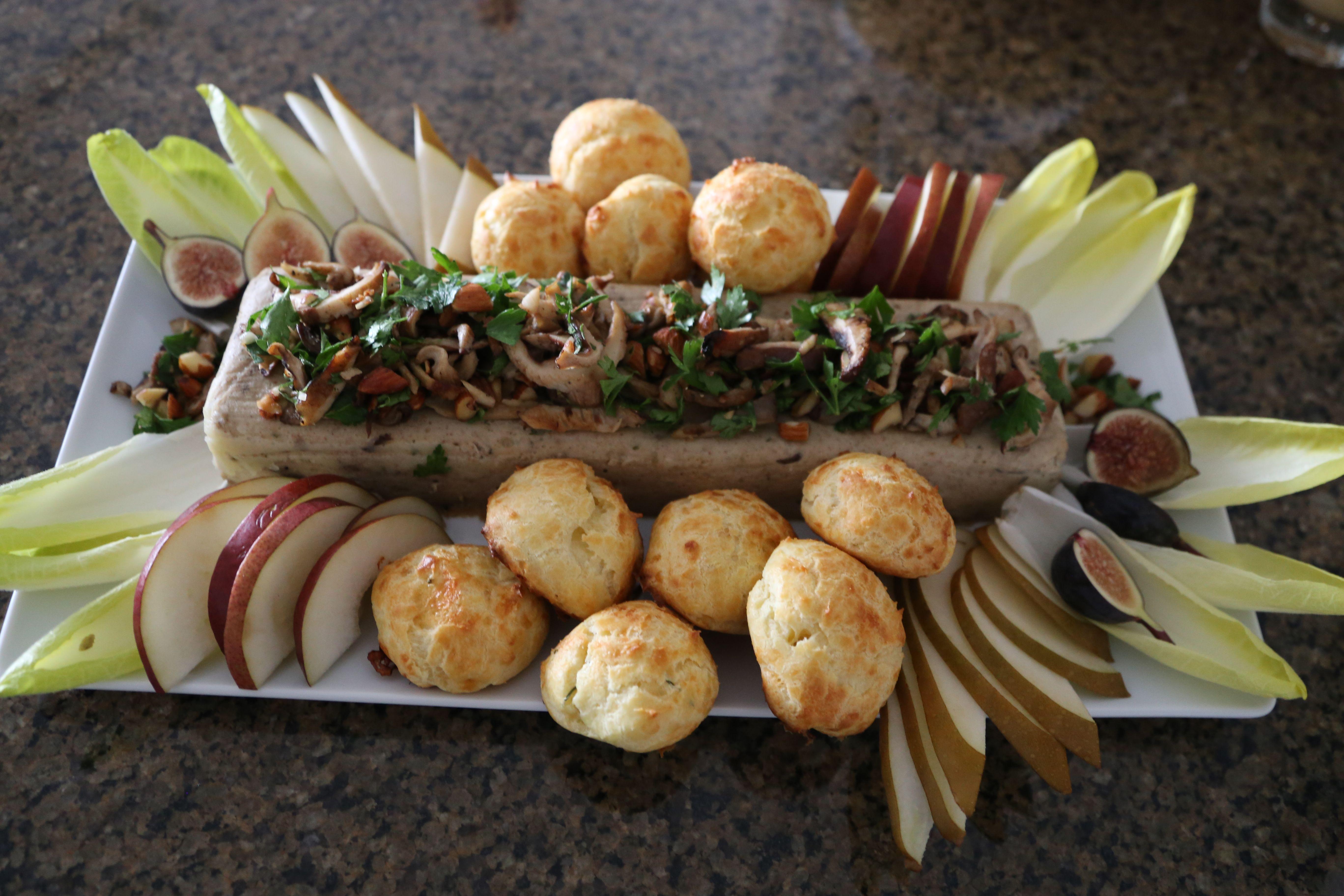 Exotic Mushroom And Walnut Pate Recipes — Dishmaps