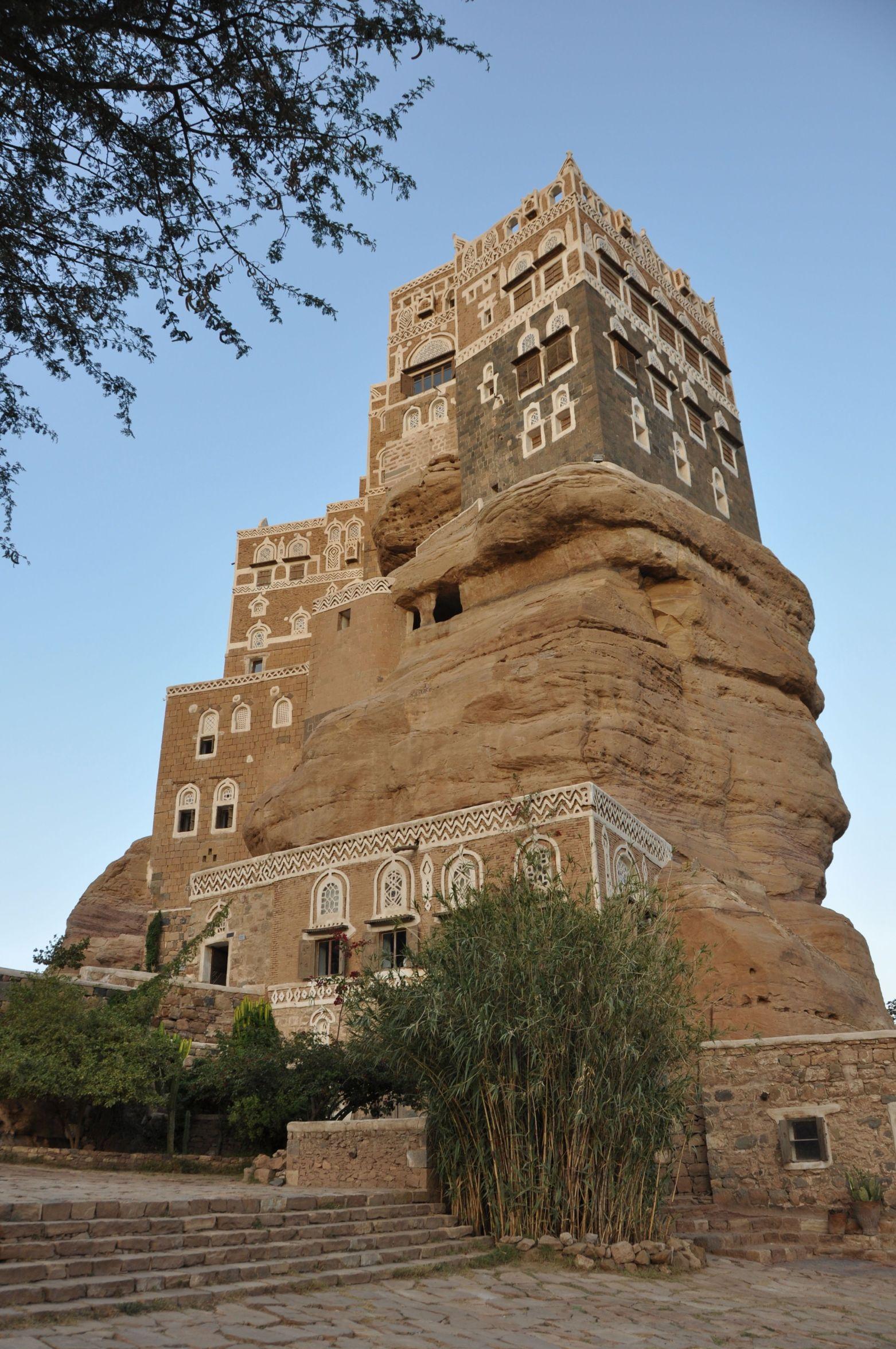 Dar Al Hajr, Yemen