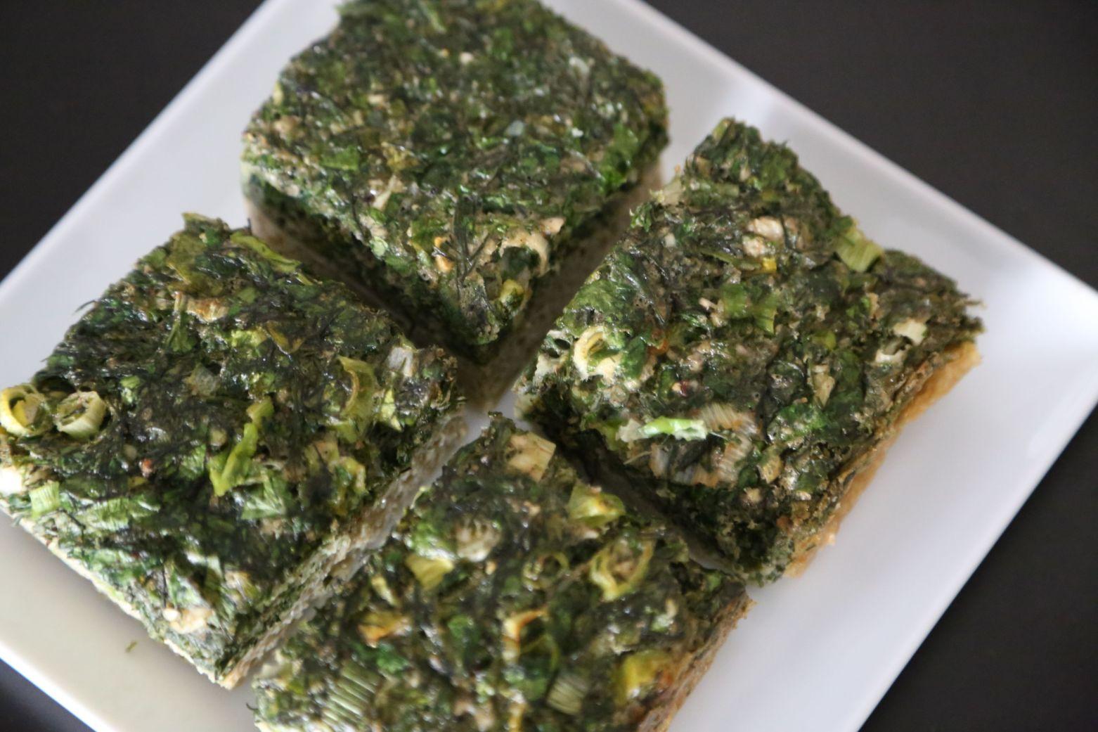Fresh-Herb Kuku