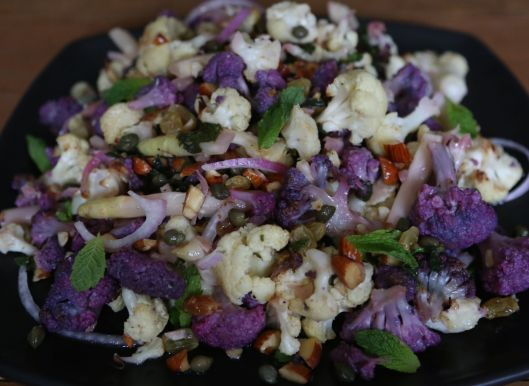 PWC Sicilian salad