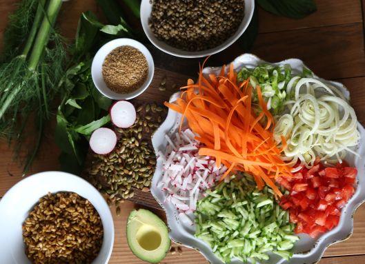 PWC Salad