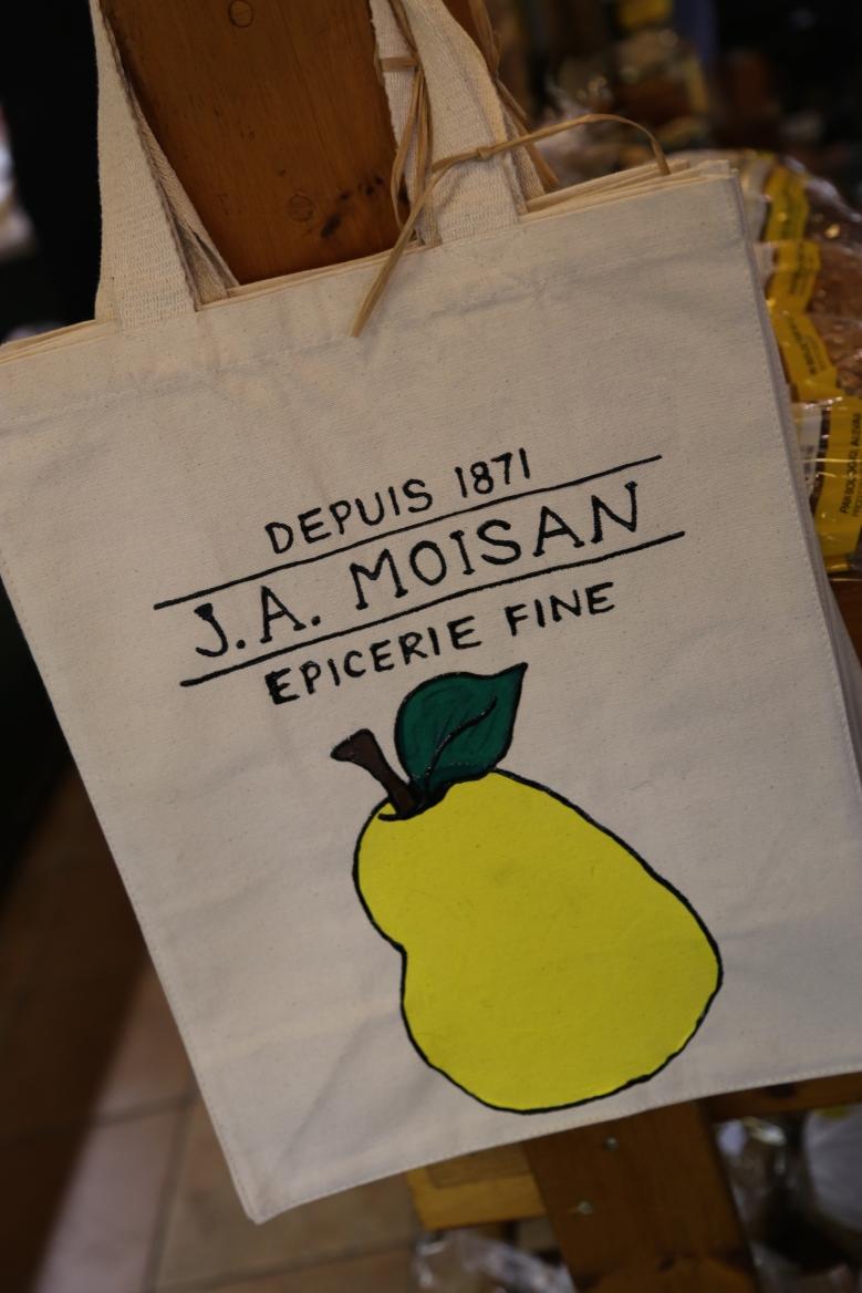 Moisan bag