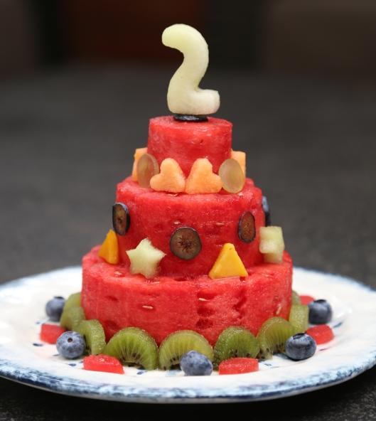 Watermelon Cake by Petit World Citizen