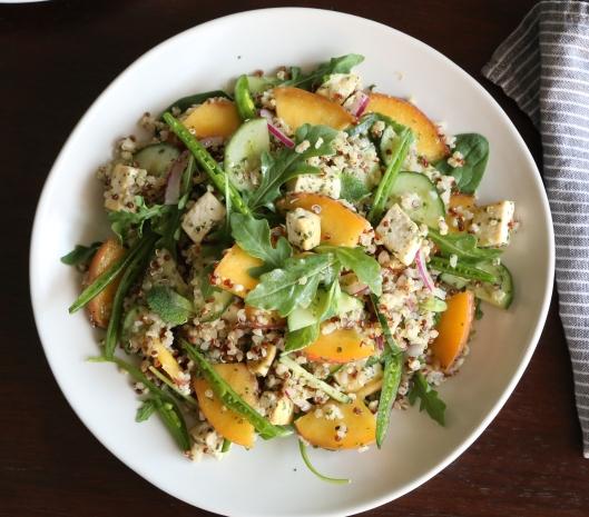 Super grains salad
