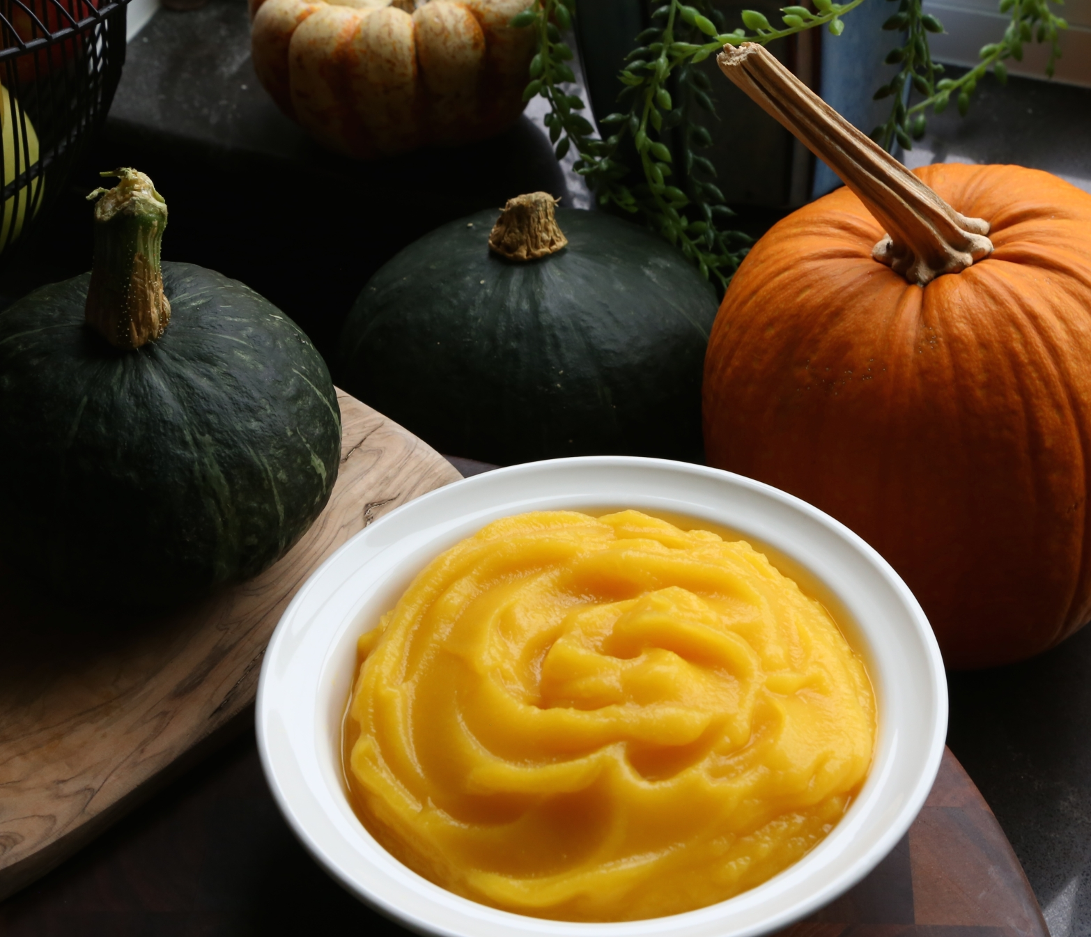 Petit World Citizen: Pumpkin Purée