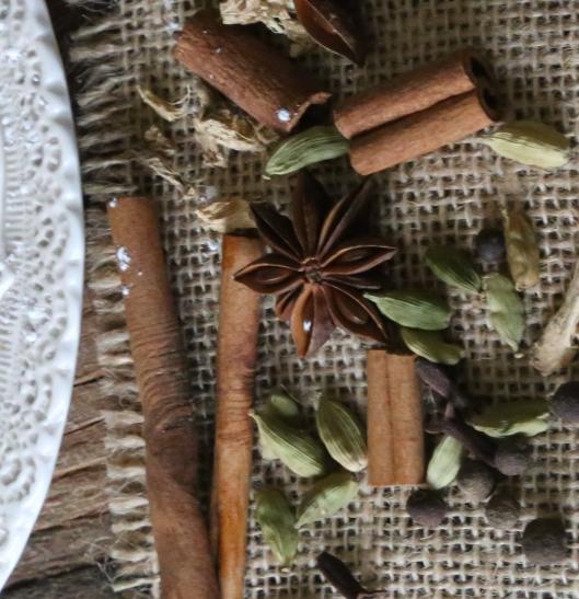 Petit World Citizen: Seasonal Spices