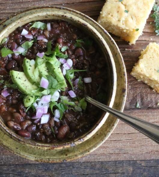 Vegetarian Chili1