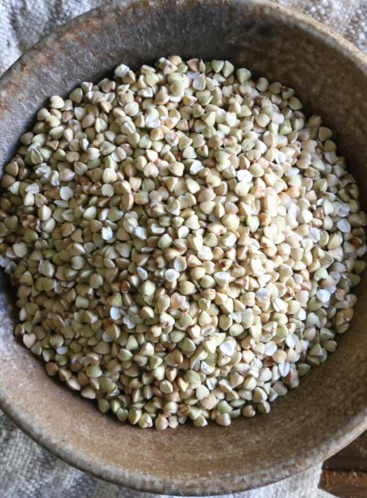 Raw Buckwheat Groats