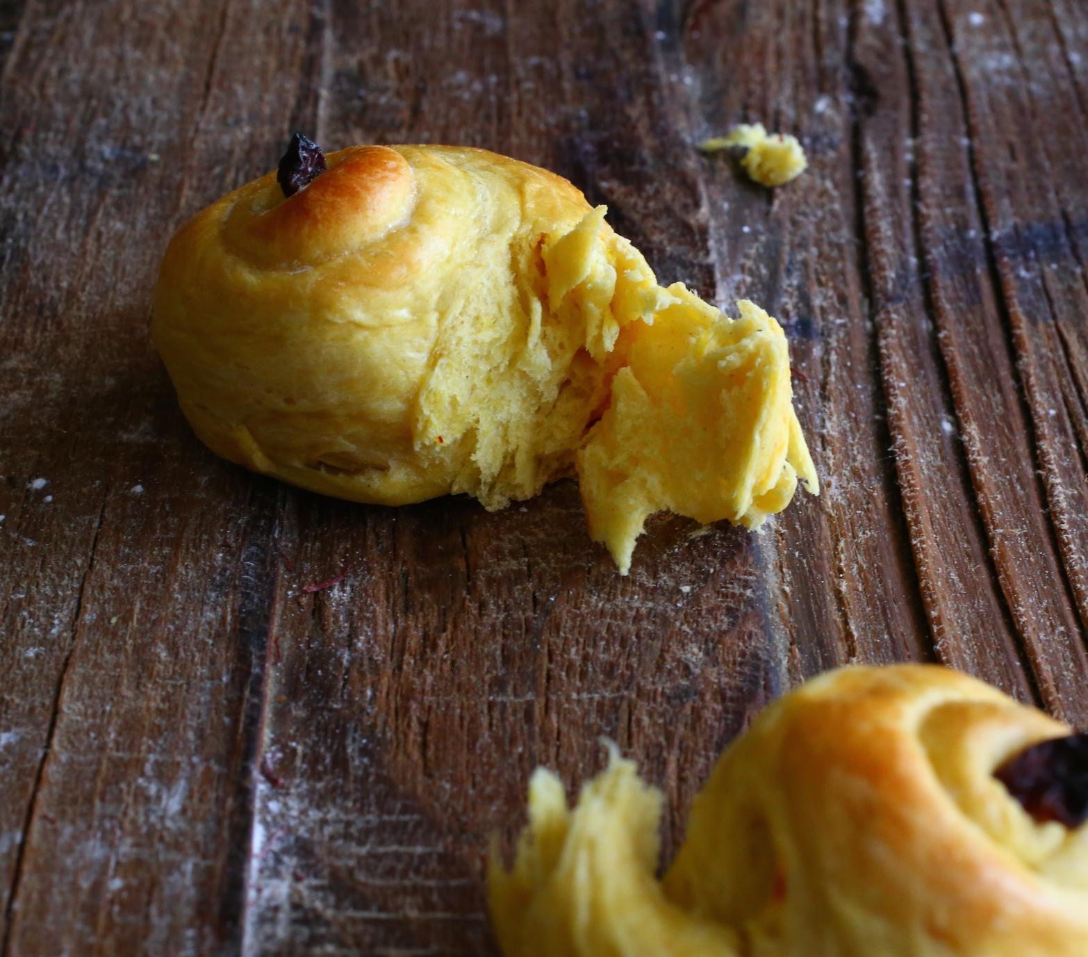 Saint Lucia buns