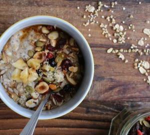 Supergrain Breakfast Porridge
