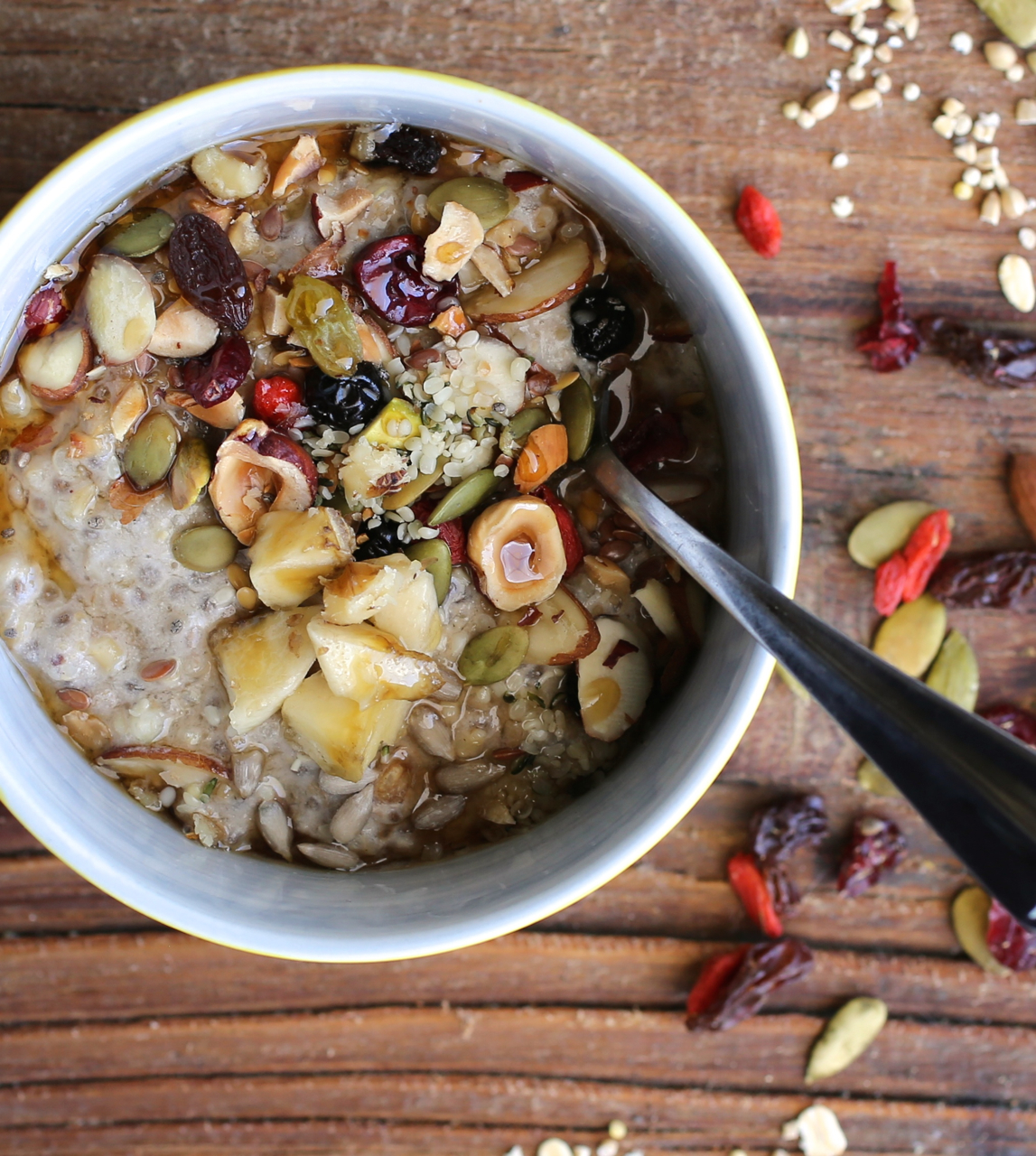How to cook milk porridge friendship