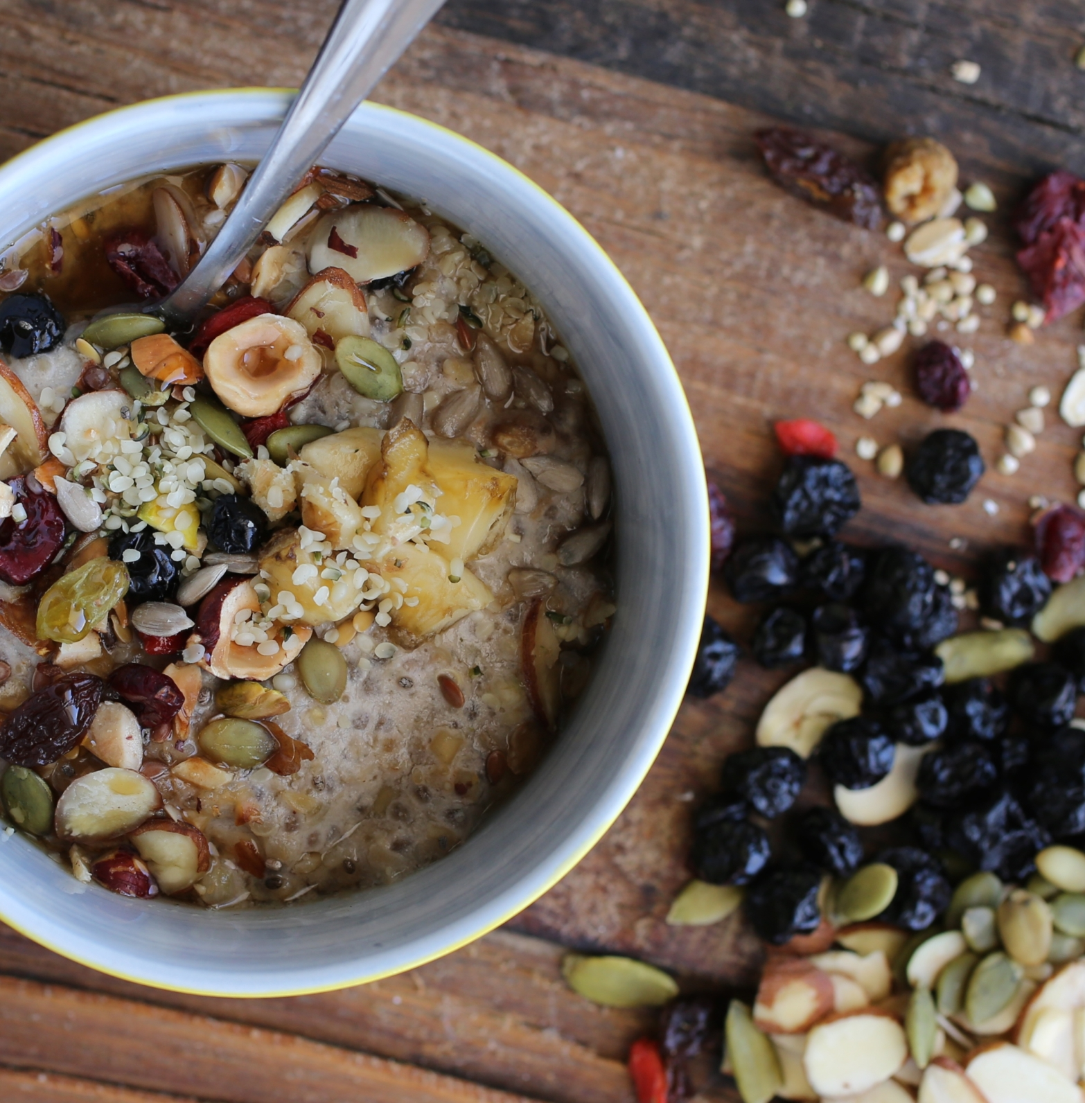 Supergrain Porridge