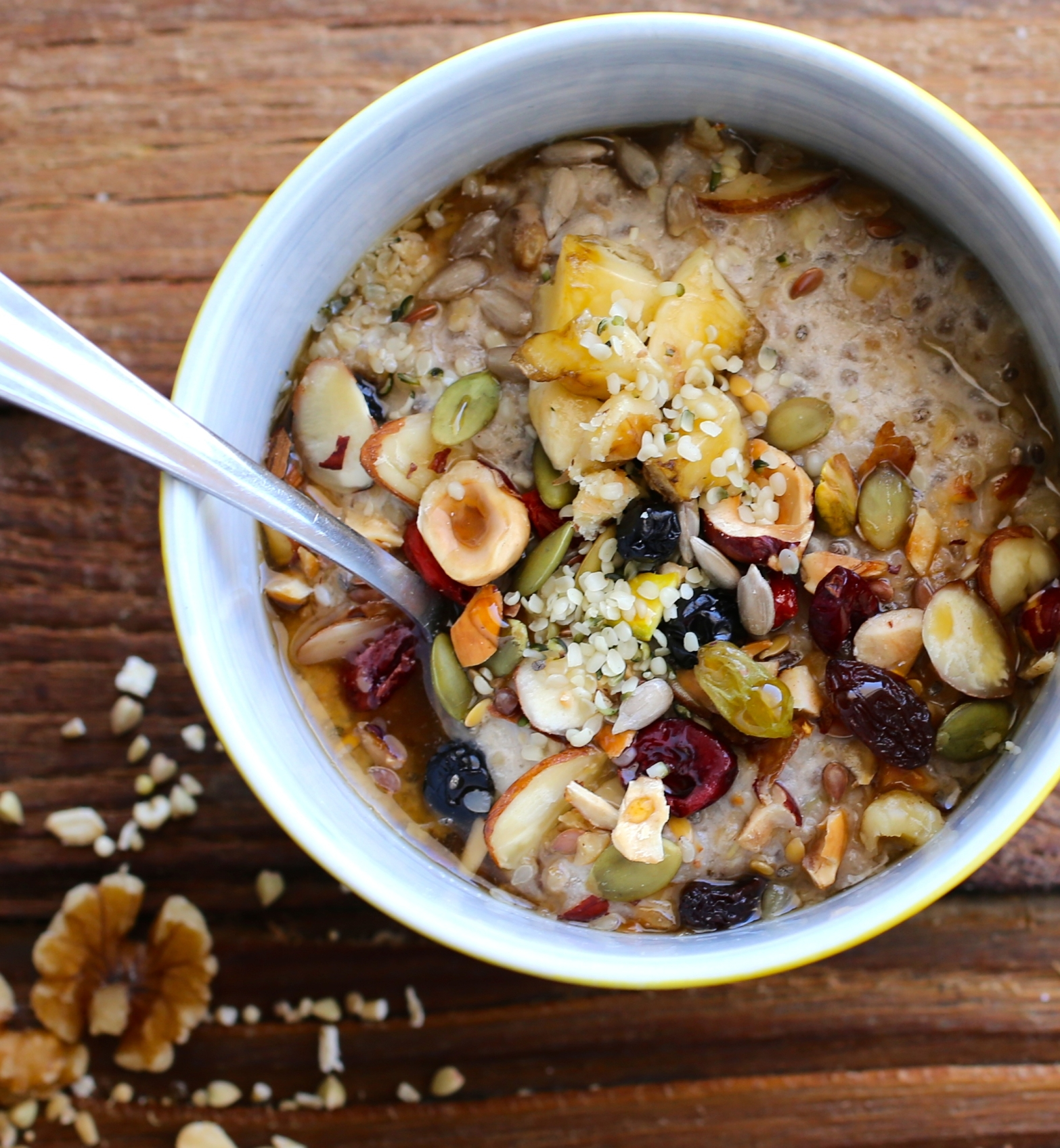Supergrains Porridge