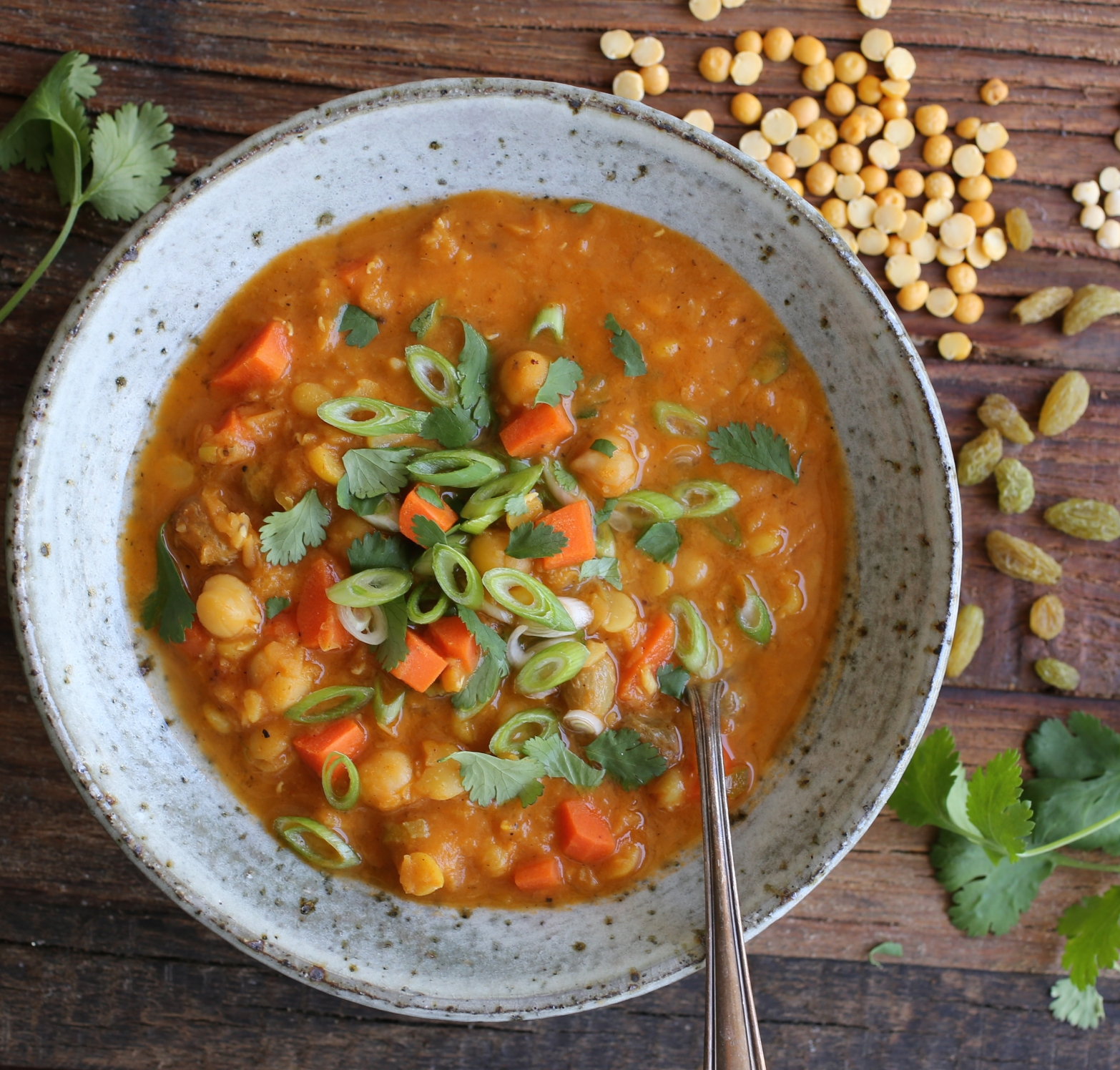 Golden Lentil Soup