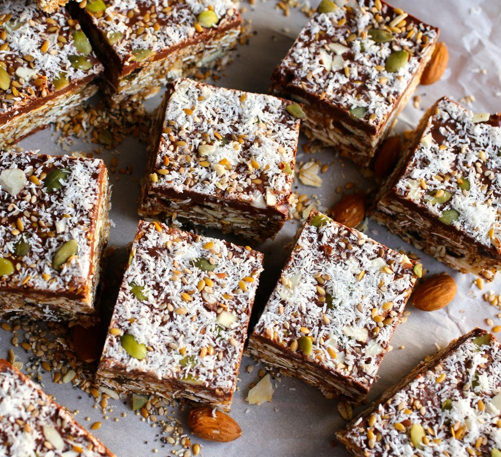 Almond Seeduction Bars