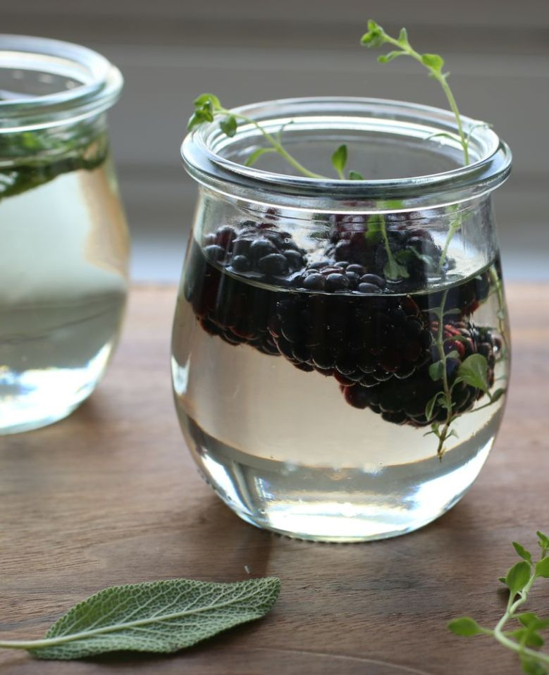 Blackberry and Thyme