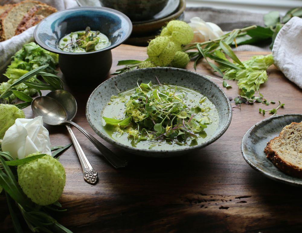 Green Velvet Soup