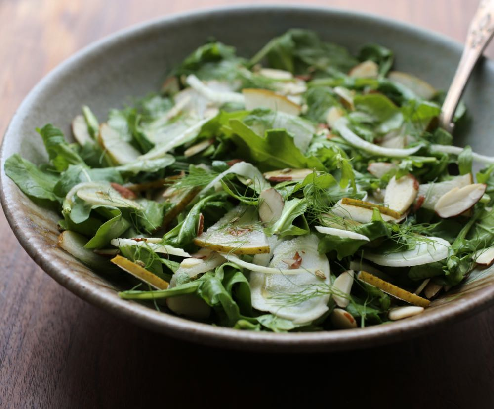 Shaved Fennel Salad