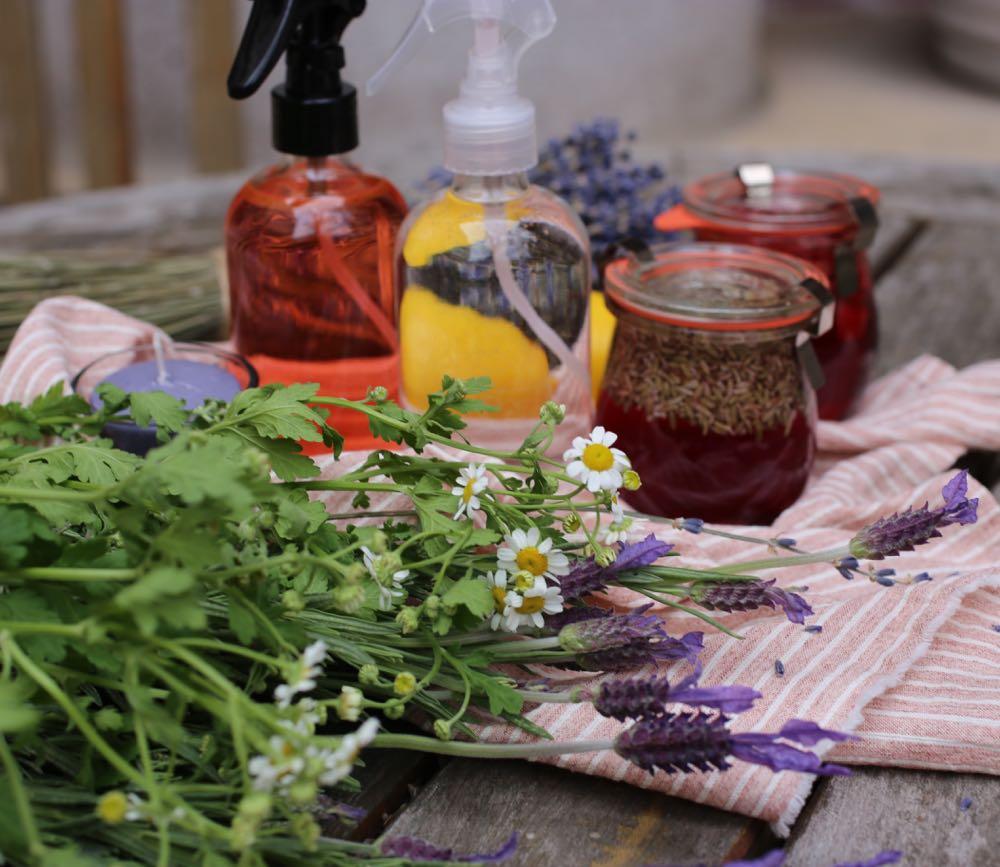 DIY:Lavender Vinegar Multipurpose Cleaner – PETIT WORLD CITIZEN